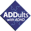ADDults with ADHD logo